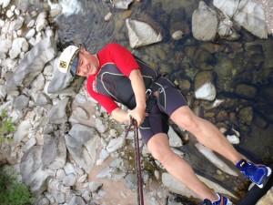 Schwarzwald, Naturerlebnis, Canyoningtour, Forbach, Wasser