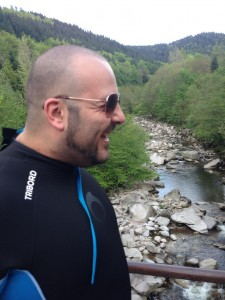 Naturerlebnis, Schwarzwald, Canyoningtour, Forbach, Freizeit