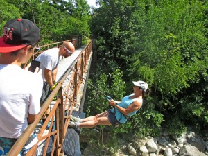 Canyonig, Schwarzwald, Wasser, Team, Steine, Freizeit