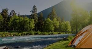 Wasser, Zelten, Freizeit, Naturerlebnis