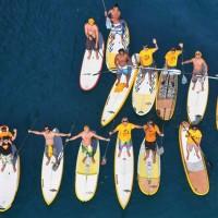 SUP, Team, Wasser, Freizeit