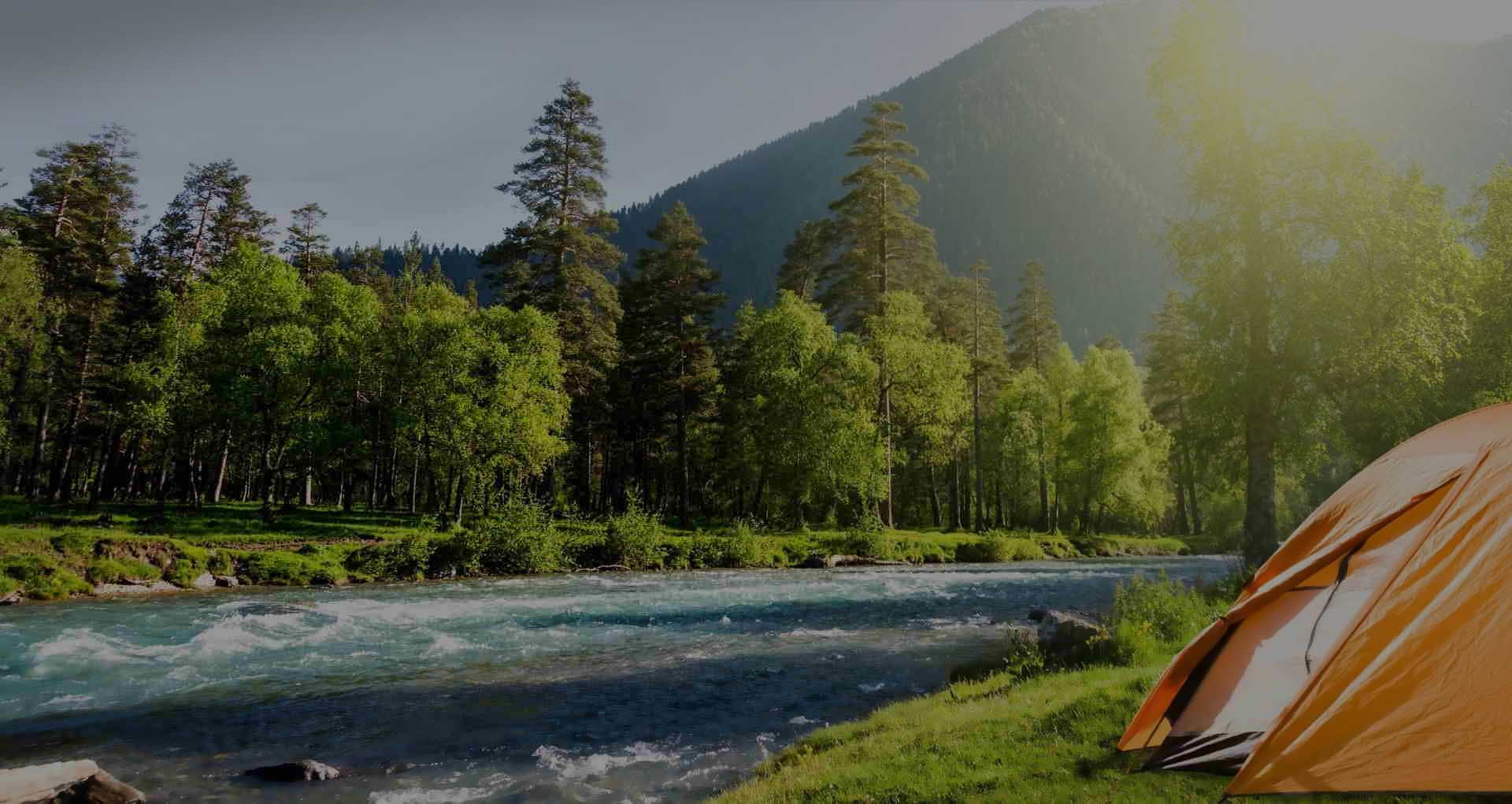 Adrenalin, Schwarzwald, Zelt